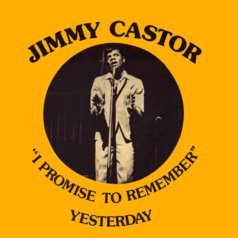 Jimmy Castor Remembers Yesterday